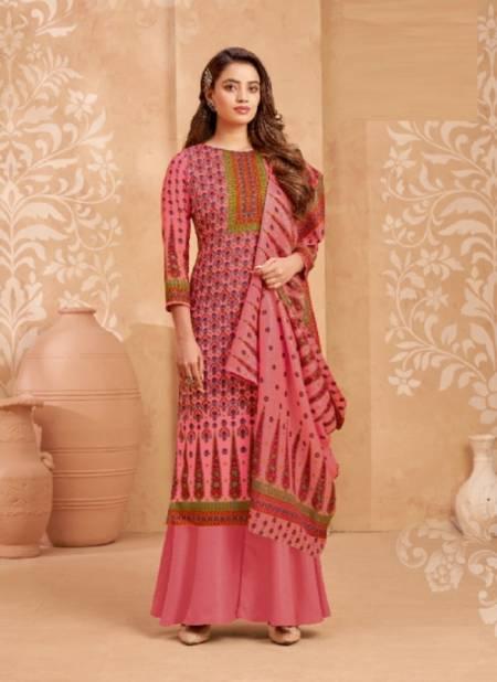 Fyra Shazia Digital Printed Designer Winter Casual Wear Designer Pashmina Collection