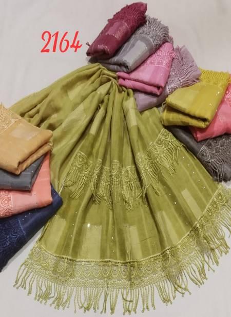Hijab 2164 Latest Fancy Designer Casual Wear Hijab Collection