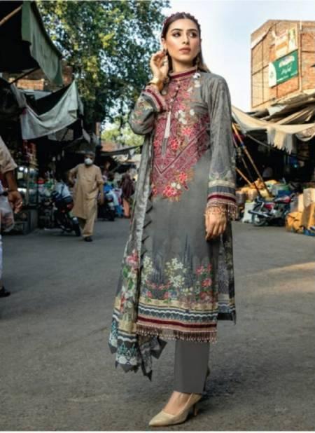 Iris 13 Ready Made Printed Cotton Regular Wear Karachi Dress Collection
