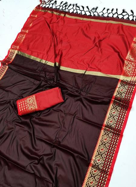 Jacquard Mor Casual Wear Cotton Silk Designer Latest Saree Collection