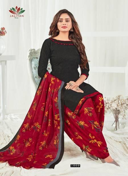 Jaliyan Shringar Patiala Casual Wear Cotton Printed Ready Made Dress Collection