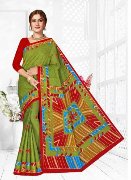 Jk Vaishali Special Edition 1 Fancy Casual Daily Wear Cotton Saree Collection
