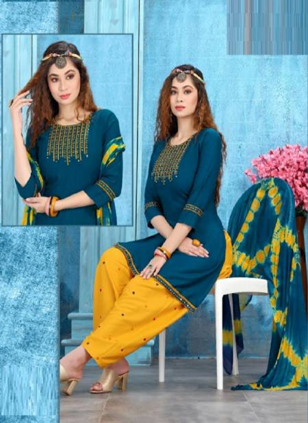 K9 Plus Glamour Fancy Ethnic Daily Wear Rayon Ready Made Collection