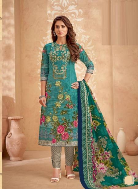 Kala Maggic 15 Karachi Cotton Regular Wear Printed Dress Material Collection