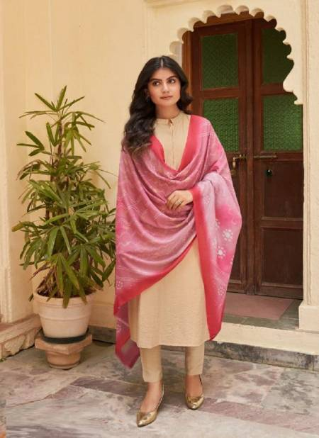 Kalaroop Harrier Exclusive Festive Wear Pure Viscose With Khatli Work Ready Made Collection