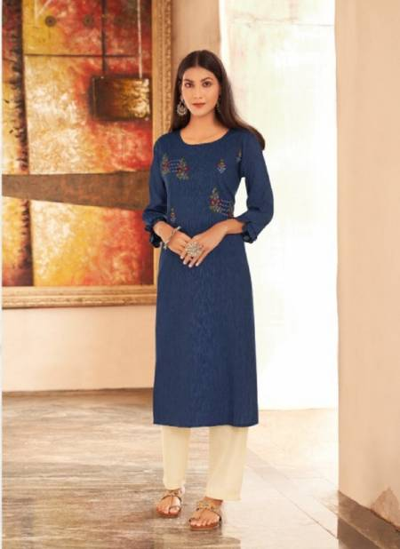 Kalaroop Leemboodi Fancy Party Wear Designer Latest Kurti Collection