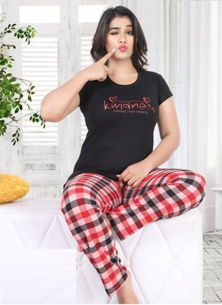 Kavyansika 645 Premium latest exclusive comfortable hosiery with super fine stitching night suits collection