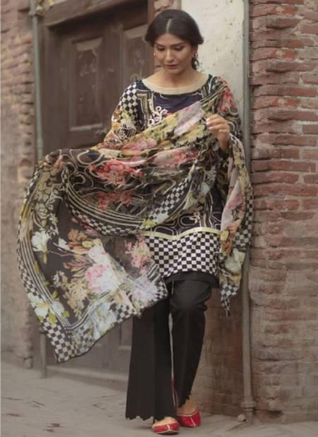 Keval Kaira Luxury 4 Latest Fancy Designer Casual Regular Wear Printed Karachi Cotton Dress Material Collection