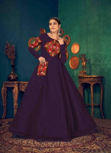 Kf Flory 17 Party Festive Wear Exclusive Ladies Latest Gown Collection