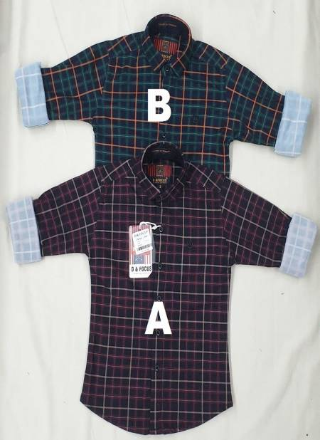 Kids Checks Shirt 1 Exclusive Collection For Kids (2,3,4,5,6,8,10,12,14,16)(1.5 Year to 14 Year)