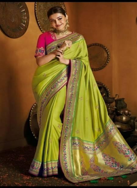Kimora 1317 And 1102 Hit Designer Pure Silk Festive Wear Latest Saree Collection