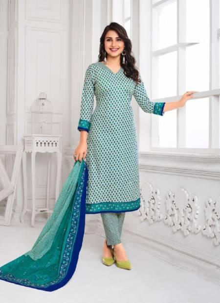 Laado Print 59 Regular Wear Cotton Printed Dress Material Collection
