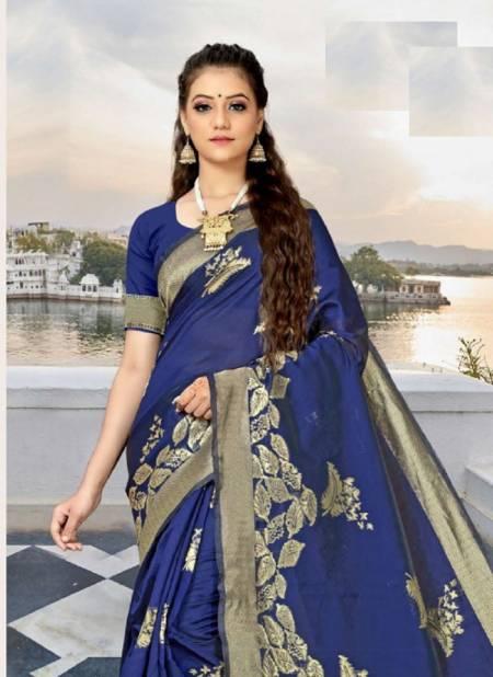 Laxminam Club House 8 Festive Wear Banarasi Silk Designer Saree Collection