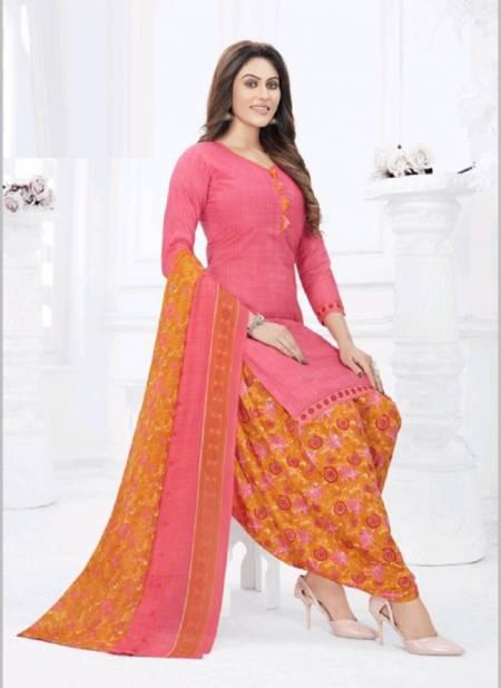 M Milan Surbhi 1 Bandhani Ethnic Wear Cotton Ready Made Regular Wear Dress Collection