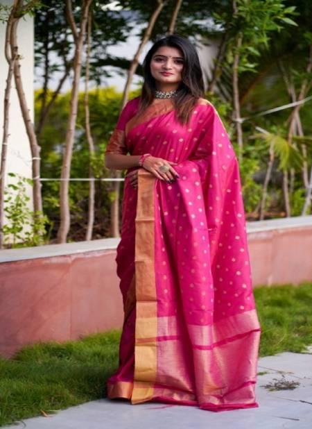 Maahi 19 Latest Fancy Designer Heavy Festive Party Wear Banarasi Silk Saree Collection