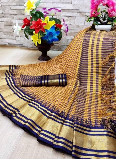 Maahi 21 Party Wear Designer Banarasi Silk Saree Collection