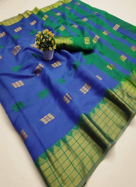 Maahi 26 Party Wear Banarasi Fancy Designer Ethnic Wear Silk Saree Collection