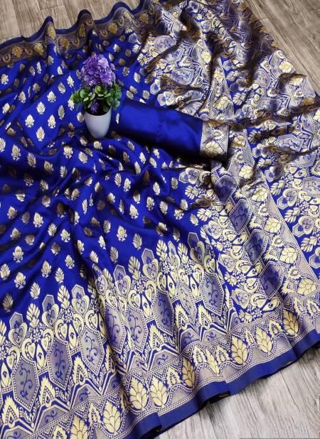 Maahi 29 Party Wear Banarasi Silk Designer latest Saree Collection