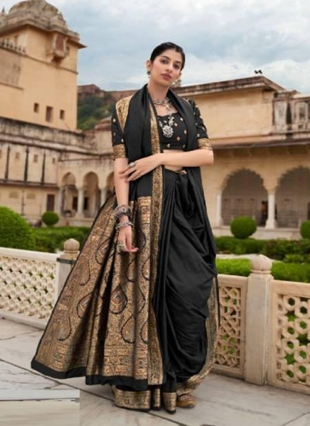 Majubaa Maheen Festive Wear Fancy Designer Silk Saree Collection