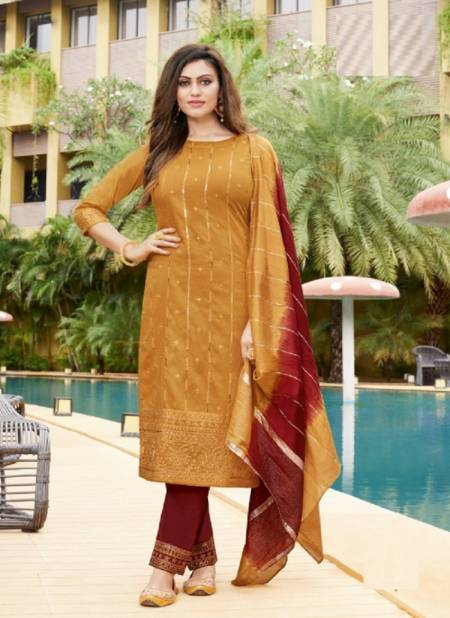 Manas Lucknowi 3 Fancy Festive Wear Designer Ready Made Collection