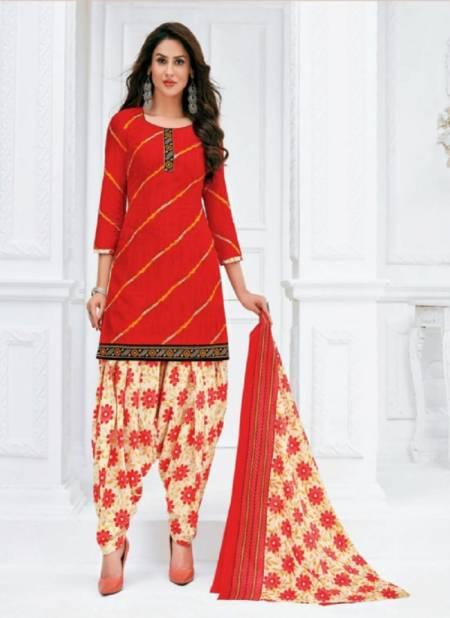 Mcm Priya 12 Patiyala Ready Made Regular Wear Designer Printed Dress Collection