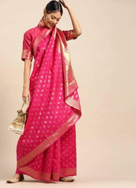 Meera 14 Party Wear Designer Banarasi Silk Fancy Sarees Collection