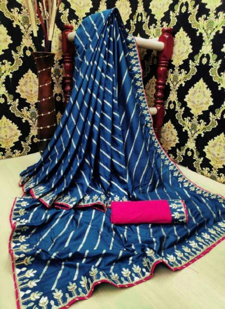 Meera 16 Banarasi Silk Festive Wear Designer Latest Saree Collection
