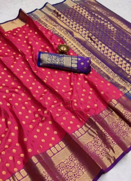 Meera 36 Latest Party Wear Banarasi Silk Designer Saree Collection