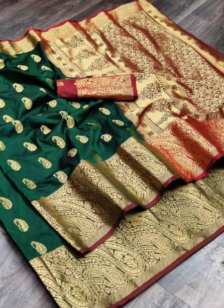 Meera 39 Party Wear Banarasi Silk Designer Fancy Saree Collection