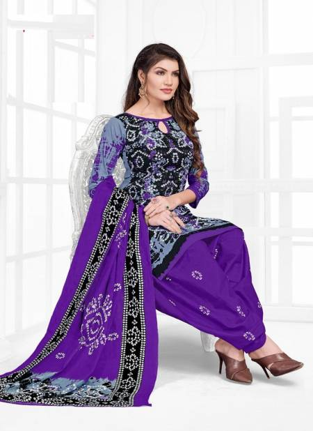 Mishri Bandhni Special 1 Latest Regular Wear Printed Cotton  Ready Made Collection