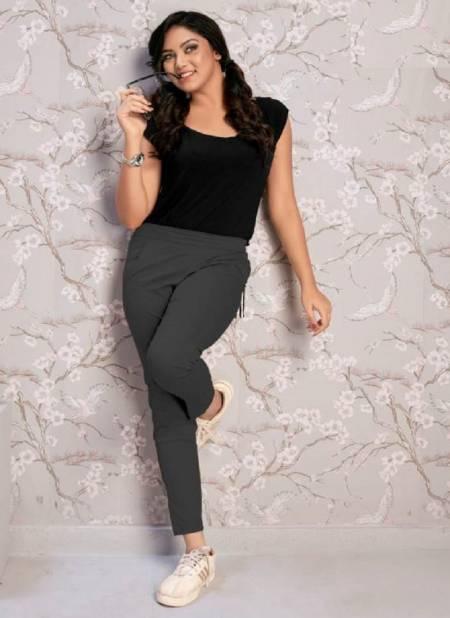 Pahervesh Neptune Stylish Fancy Wear Cotton Lycra Comfortable Pant Collection
