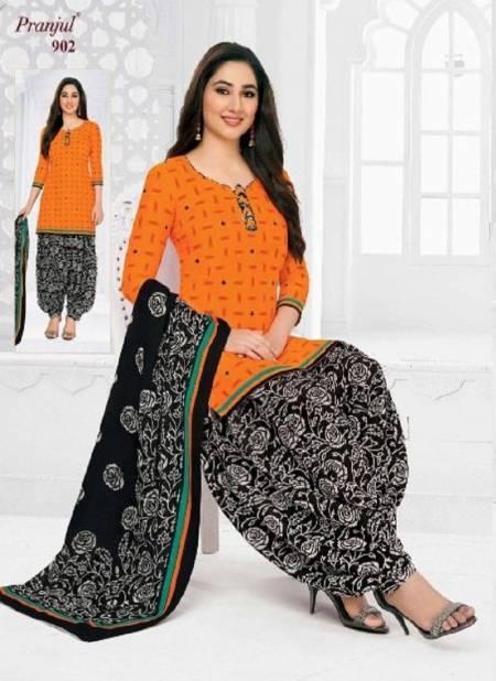 Pranjul Priyanka 9 Latest Fancy Designer Regular Casual Wear Printed Readymade Collection