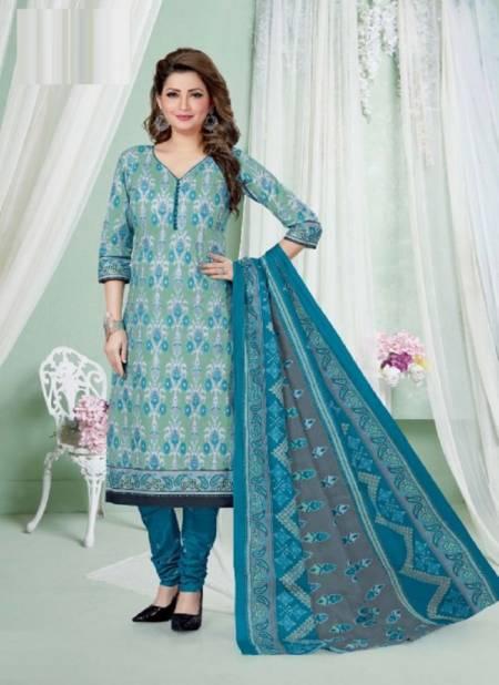 Radhika Rangrasiya 1 Regular Wear Printed Designer Cotton Dress Material Collection