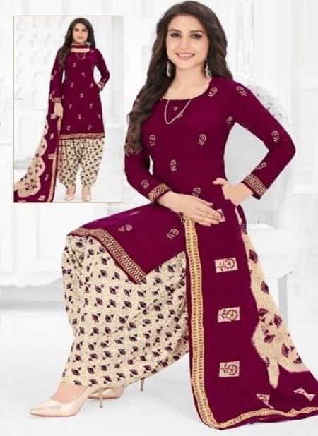 Rajasthan Patiyala Pari 11 Designer Regular Wear Printed Cotton Dress Material