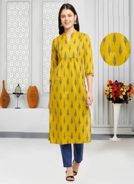 Rajnandini 29 Casual Wear Jaipuri Cotton Printed Latest Kurti Collection