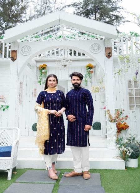 Ram Leela 3 Exclusive Designer Festive Wear Cotton Stylish Couple Latest Collection