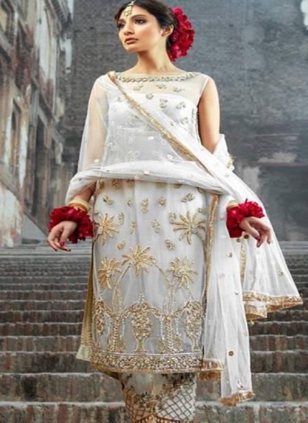 Ramsha 19 Exclusive Pakistani Festive Wear Georgette Salwar Suits Collection