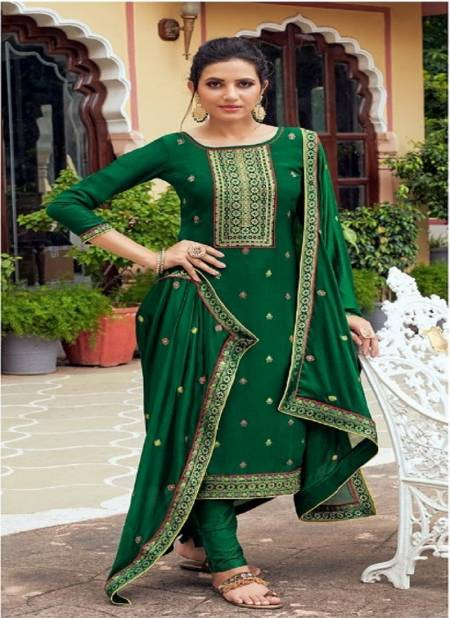 Rangoon Aaradhya Festival Wear Designer Fancy Ready Made Suit Collection