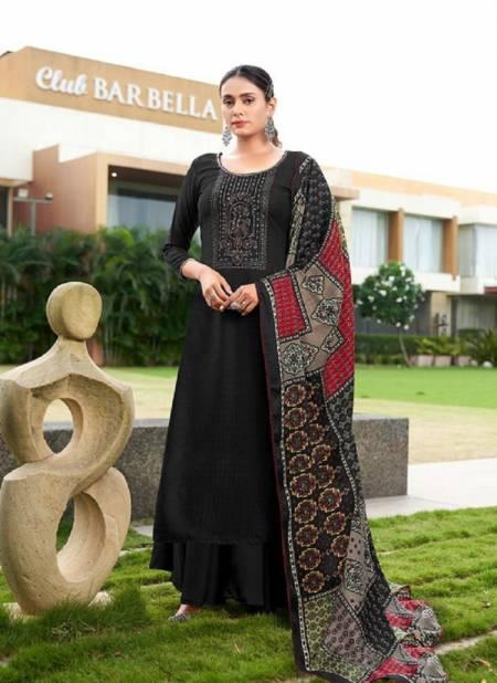 Roli Moli Kaushiki Exclusive Casual Wear Printed Pashmina Designer Dress Material Collection