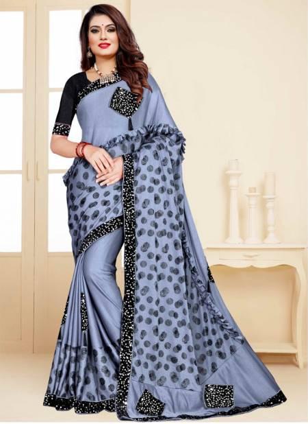Ronisha Dropbox Bollywood Festive Wear Designer Lycra Saree Collection