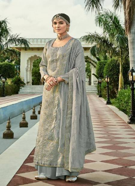 Rsf Swag 7 Beauty of Jacquard Embroidery With Hand Work Wedding Wear Salwar Kameez Collection
