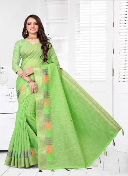 Ruhani 6117 Casual Wear Cotton Designer Fancy Sarees Collection