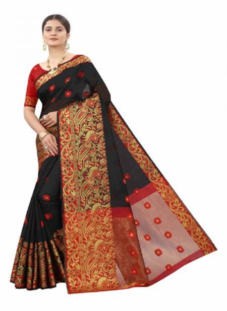 S Dynamic Casual Wear Cotton Designer Fancy  Saree Collection