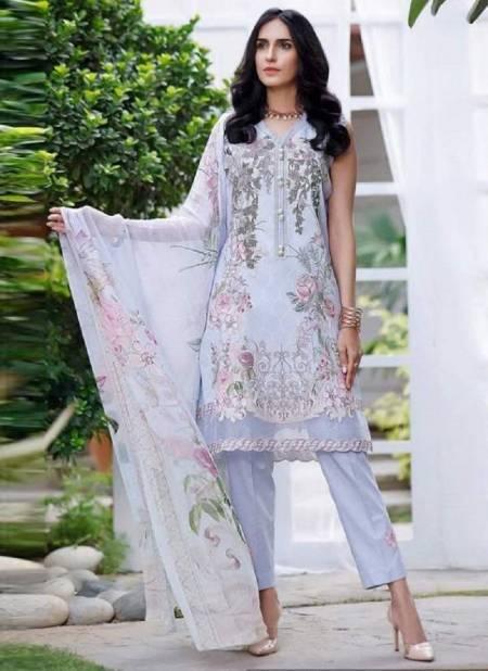 Sairoz Nazir Cotton Digital Printed Festive Wear Pakistani Salwar Kameez Collection