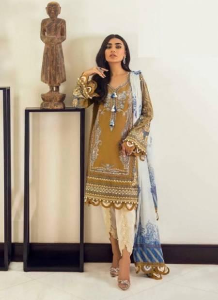 Sana Safinaz Festival Wear Collection Printed Cotton Pakistani Salwar Kameez