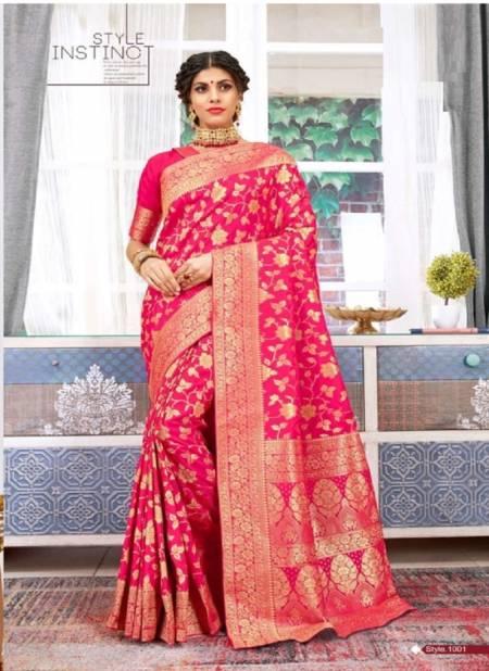 Sangam Khyati Silk Heavy Festive Wear Banarasi Silk Designer Latest Saree Collection