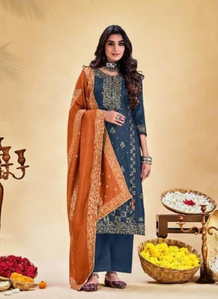 Shivang Nikhar 8 Designer Festive Wear Fancy Latest Pashmina Collection