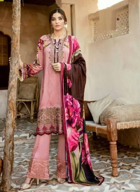 Shree Firdous Winter Pakistani Festive Wear Pashmina Salwar Kameez Collection
