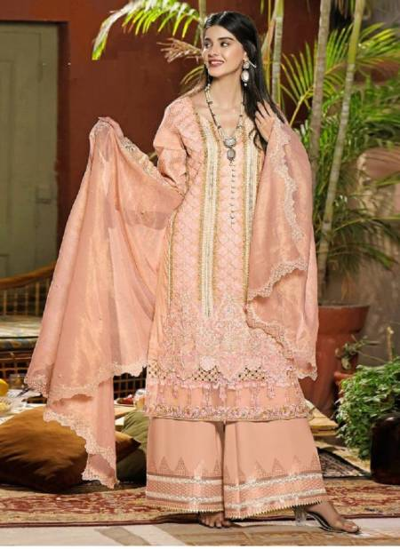 Shree Sobia Nazir Lawn Collection 4 Lawn Cotton Embroidery Pakistani Salwar Kameez Collection