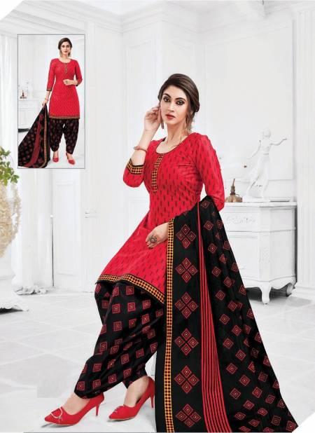 Shrinath Creation Punjabi Patiyala 1 Cotton Printed Casual Wear Dress Material Collection